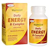 enzymatic energy - Enzymatic Fatigued to Fantastic Daily Energy B Complex High Potency for All-Day, 30 Count