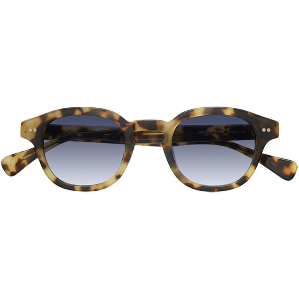 Sunglasses Epos Bronte 2 TR amber turtle blue gradient lens 46 24 145 new