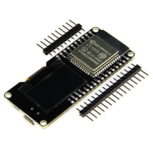 Price comparison product image TOOGOO(R) ESP32 OLED WeMOS Development Board WiFi+Bluetooth ESP-WROOM-32 ESP-32 ESP-32S