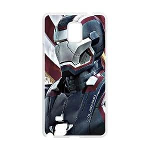 Iron Man 3 Poster Samsung Galaxy Note 4 Cell Phone Case White Pretty Present zhm004_5028947