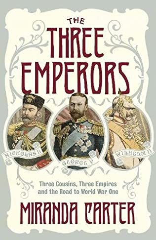 book cover of The Three Emperors