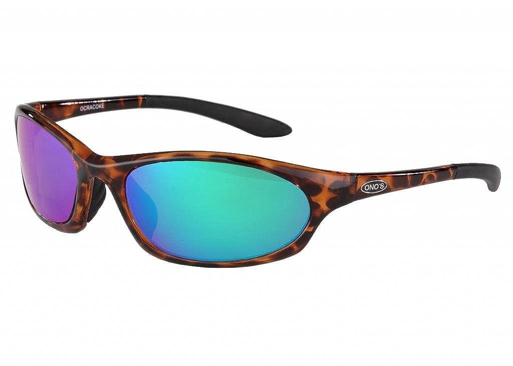 Blue Onos Ocracoke Polarized Sunglasses in Tortoise /& Green or Amber Lens
