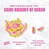 SmartSweets NEW Sourmelon Bites, Candy with Low