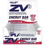 ZV8 Energy Bar, Mixed Case 20 x 55g by Zipvit Sport