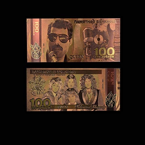 CHENTAOCS ロシアレーニン版ゴールド紙幣100ルーブル色紙幣コレクション工芸ギフトフェイクマネーコレクション記念 使いやすい (色 : Style 3)