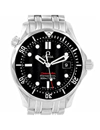 Omega Seamaster quartz mens Watch 212.30.36.61.01.001 (Certified Pre-owned)