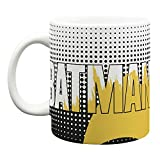 Zak! Designs Jumbo Ceramic Mug with Batman Graphics, 24 oz. Capacity