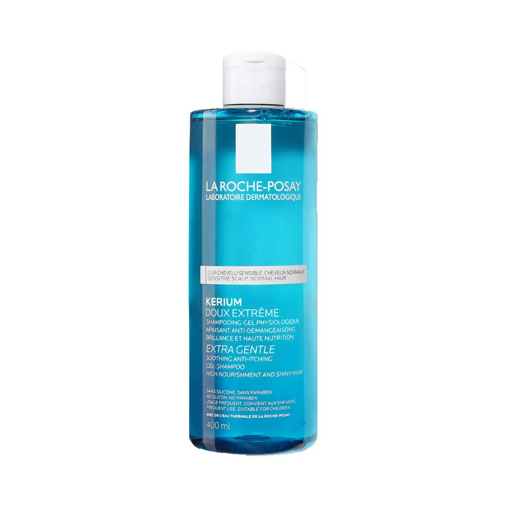 La Roche Posay Roche Kerium Shampoo Doux Pn 400 Ml - 40 ml: Amazon.es