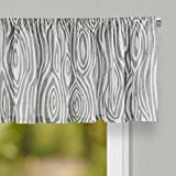 Glenna Jean Tree Trunk Curtain Valance for 70''W x18''H for Kids Window