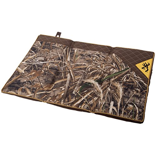 Browning Dog Crate Mat Hunting Dog Crate Mat, Realtree Camo, 30 X17 , Max, Large