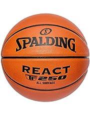 "Spalding React TF-250 Indoor-Outdoor Basketball 29.5"""