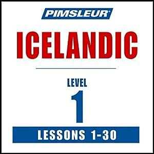 Pimsleur Icelandic Level 1 Speech