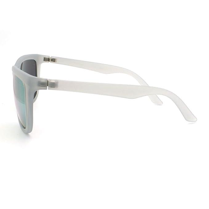 Amazon.com: Gafas de sol cuadradas de gran tamaño, colores ...