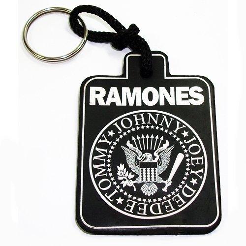 Chaveiro Emborrachado Ramones