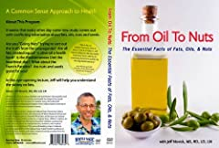 """ABOUT THIS PROGRAM  It seems that every other day some new study comes out with conflicting information about fats, oils, nuts and seeds.  Are you """"going nuts"""" trying to sort the truth from the propaganda? Are all fats created equal? Is olive..."""