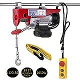 Best Electric Hoists - LIMICAR 1320LBS Overhead Lift Electric Hoist Crane Garage Review
