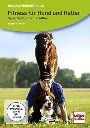 2013 Halter - Fitness für Hund und Halter: Spiel, Spaß, Sport im Alltag [Import allemand]