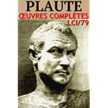 Plaute - Oeuvres: lci-79 (lci-eBooks) (French Edition)