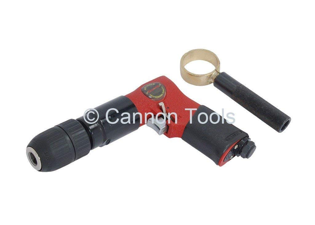 1/2' KEYLESS REVERSIBLE AIR DRILL NEILSEN TOOLS CT1087