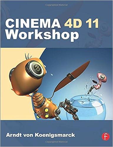 Amazon com: CINEMA 4D 11 Workshop (9780240811956): Arndt von