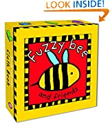 #8: Fuzzy Bee and Friends (Touch and Feel Cloth Books)