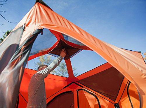 Gazelle T4 Camping Hub Tent (4-person) by Gazelle (Image #4)