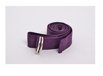 HHROD cinturón de yoga estiramiento de la correa del ...