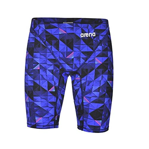 arena Limited Edition Powerskin ST 2.0 Jammer - Navy/Pink for cheap