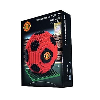 BRXLZ Manchester United FC Soccer Ball