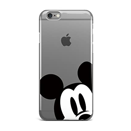 GSPSTORE iphone 7 Plus Case Disney Cartoon Mickey Minnie Mouse Soft Transparent TPU Protector Cover for iphone 7 plus (5.5 inches) #07