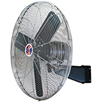 Q Standard 20 Industrial Wall Mount Fan - 10236