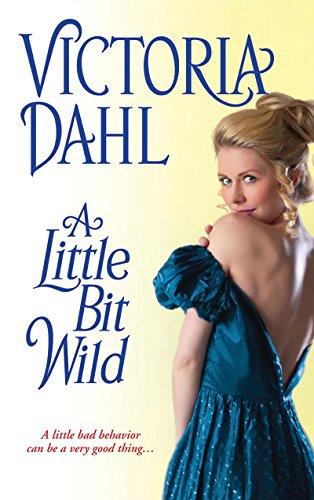 book cover of A Little Bit Wild
