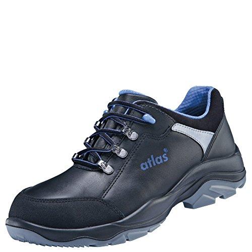 Chaussures De Sécurité Atlas Xp 435, S3, Noir, Largeur 12, Taille 44