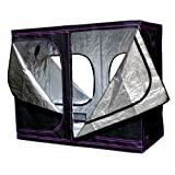 Apollo Horticulture 96″x48″x80″ Mylar Hydroponic Grow Tent for Indoor Plant Growing For Sale