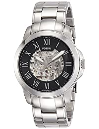Fossil Men's Grant-ME3103 Silver Watch