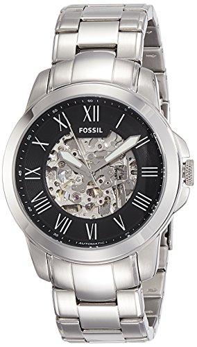 Fossil Men's ME3103 Self-Wind Stainless Steel Watch