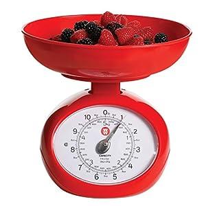 "Weight Watchers 116451.01 Pennington Mechanical Kitchen Scale, 9"", Mechanical Scale"
