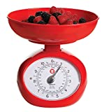 Weight Watchers 116451.01 Mechanical Scale, Red - Best Reviews Guide