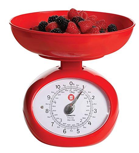 Weight Watchers 116451.01 Pennington 9 Inch Mechanical Kitch