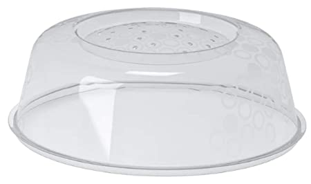 IKEA PRICKIG Standard Quality Transparent Microwave Lid Plate ...