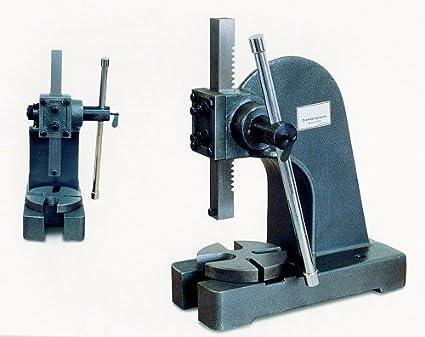 Optimum Pressa Manuale Universale Ddp 10 Max Altezza Pezzo 123 Mm