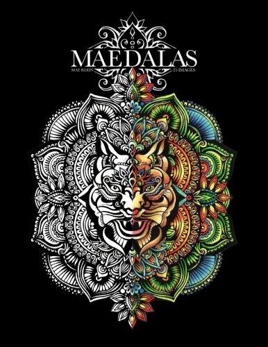 Maedalas: Colouring Book PDF