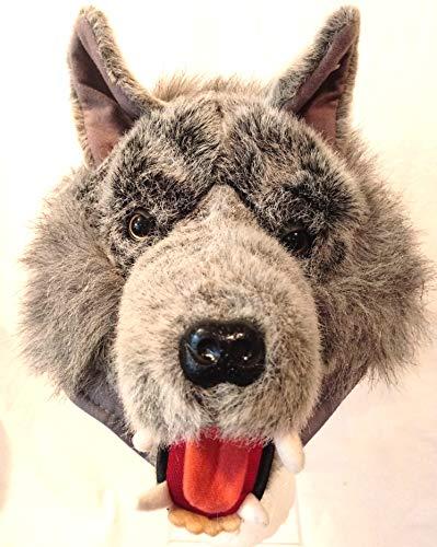 Big Bad Wolf Hat, Novelty Wolf Hat