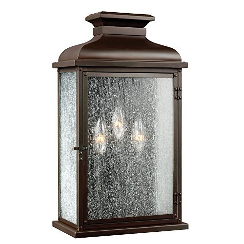 Feiss OL11104DAC 3-Light Outdoor Sconce by Feiss