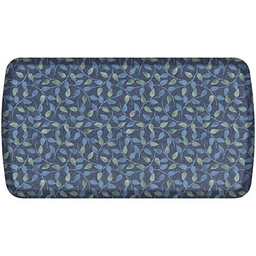 GelPro Elite Premier Anti-Fatigue Kitchen Comfort Floor Mat, 20x36