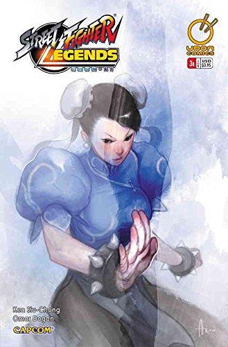 STREET FIGHTER LEGENDS CHUN LI (STREET FIGHTER, 1ST)