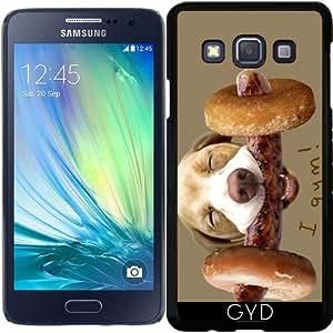Funda para Samsung Galaxy A3 (SM-A300) - I Gimnasio by Adam Lawless