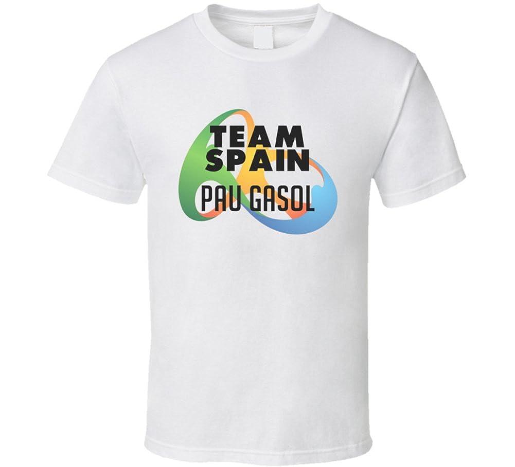 Olímpicos de 2016 símbolo Pau Gasol España Río de baloncesto ...