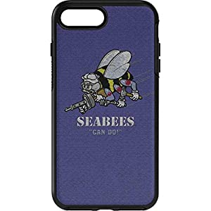 US Navy OtterBox Symmetry iPhone 7 Plus Skin - Seabees Can Do by Skinit
