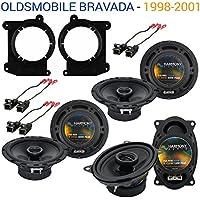 Oldsmobile Bravada 1998-2001 OEM Speaker Upgrade Harmony Speakers Package New